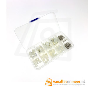 PH-2.0  connector Assortiment box 40-sets