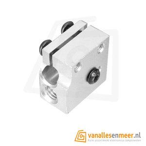 3D Volcano heater block