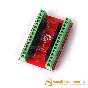 Screw shield - Arduino Nano