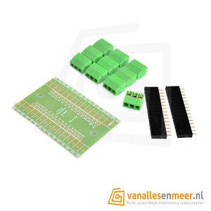 Screw shield - Arduino Nano kit