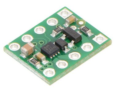 DRV8838 Single Brushed DC Motor Driver Carrier Pololu 2990