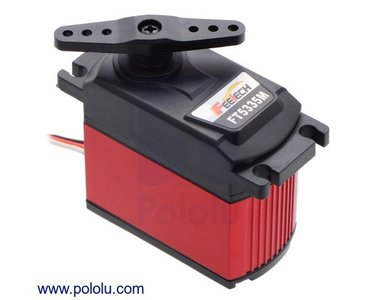 FEETECH Ultra-High-Torque, High-Voltage Digital Giant Servo FT5335M Pololu 3429