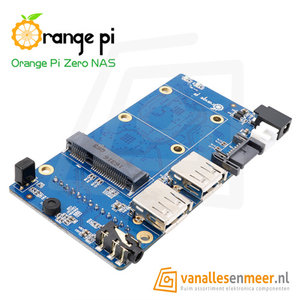 Orange Pi Zero NAS Expansion board