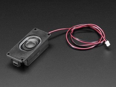 Mono Enclosed Speaker - 3W 4 Ohm  Adafruit 3351