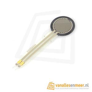 krachtgevoelige weerstand (FSR)  15mm