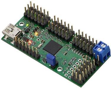 Mini Maestro 24-Channel USB Servo Controller (Assembled) Pololu 1356