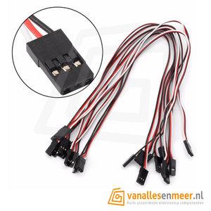 Servo Verlengkabel 30cm Patch kabel