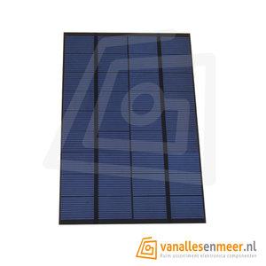 Solarcell Zonnepaneel Zonnecel 9V 4.2W