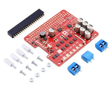Dual G2 High-Power Motor Driver 24v14 for Raspberry Pi Pololu 3752