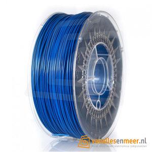 PLA Filament 1.75mm 1kg super blauw