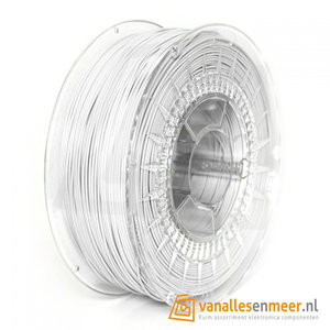 PET-G Filament 1.75mm 1kg wit