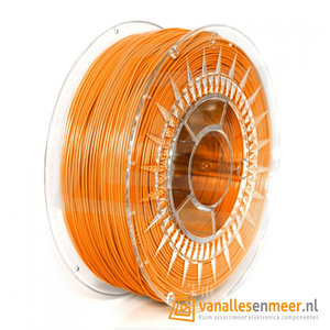 PET-G Filament 1.75mm 1kg orange