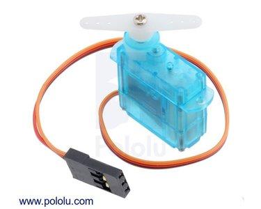 FEETECH Sub-Micro Servo FS0307 Pololu 3420