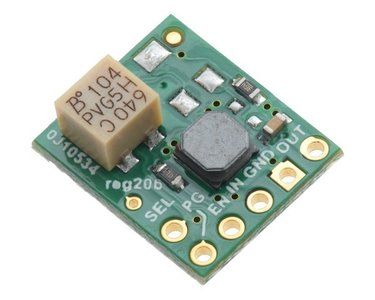 3.3V Step-Up/Down Voltage Regulator w/ Adjustable Low-Voltage Cutoff S9V11F3S5CMA  Pololu 2871