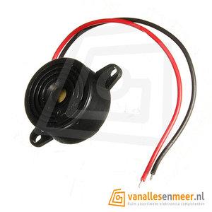 Zoemer Elektrisch Alarm 95dB Buzzer 3-24V