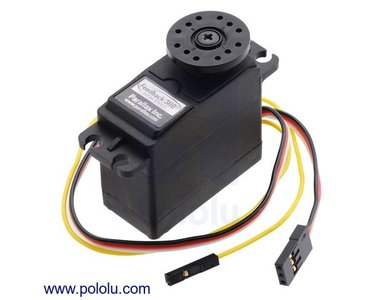 Parallax Feedback 360° High-Speed Servo Pololu 3432