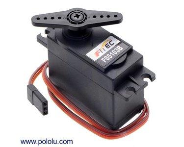 FEETECH Standard Servo FS5103B  Pololu 3424