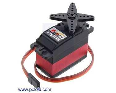 FEETECH High-Torque Digital Servo FT5313M  Pololu 3428