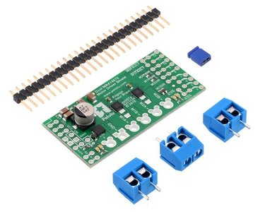 Dual MAX14870 Motor Driver Shield for Arduino Pololu 2519