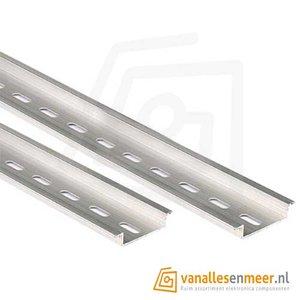 35mm DIN Rail aluminium  0.5m