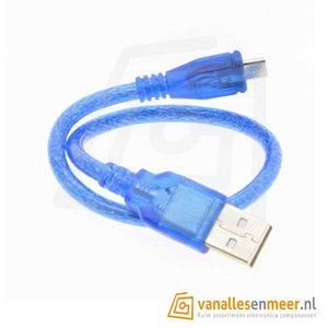 USB Micro Kabel 0,5 meter