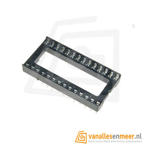 Socket DIP 28 Wide