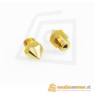 Anet a6 a8 nozzle 0,4mm  1,75mm filament