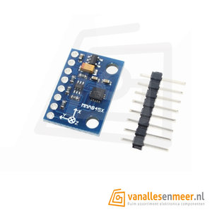 Triple Axis Acceleration module MMA8451