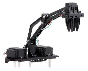 Robot Arm Kit for Romi Pololu 3550