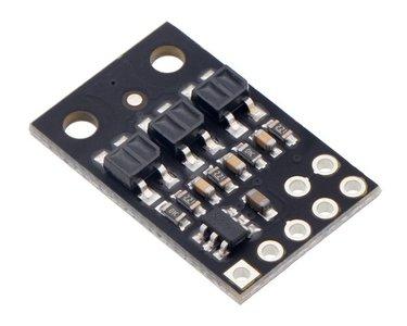 QTR-HD-03A Reflectiesensor Array: 3-kanaals, 4 mm pitch, analoge output  Pololu 4203