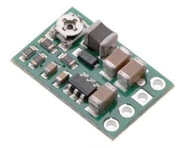 4-25V instelbare step-down spanningsregelaar D36V6AHV Pololu 3799