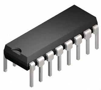 IC 74HC4051 multiplexer