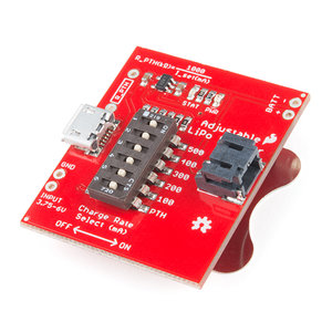Adjustable LiPo Charger Sparkfun 14380