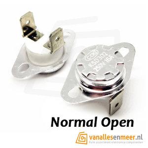 Thermostaat KSD302  40gr tot 170gr normal open