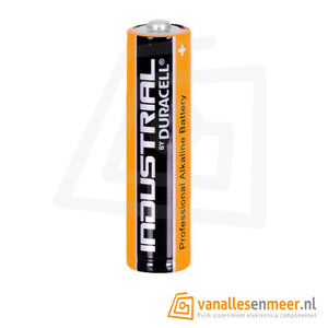 Duracell industrial AAA 1.5V