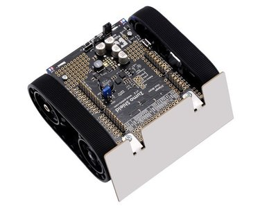 Zumo Robot for Arduino, v1.2 (Assembled with 75:1 HP Motors) Pololu 2510