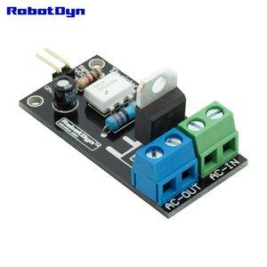 Thyristor AC switch, 3.3V/5V logic, AC/DC, AC 220V110V, /5A Robotdyn