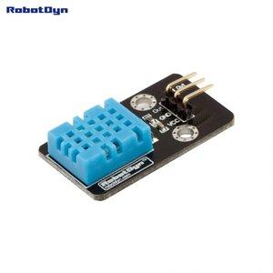 Temperatuur- en vochtigheidssensor - DHT11 RobotDyn