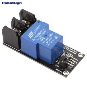 Relaismodule 1 relais, 5V, 30A RobotDyn