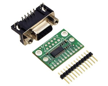23201a Serial Adapter Partial Kit Pololu 127