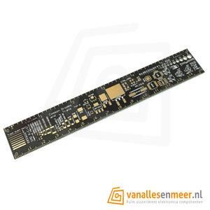 15cm PCB Ruler meetlat