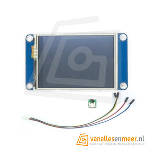 2.4 inch Nextion NX3224T024 Touch display