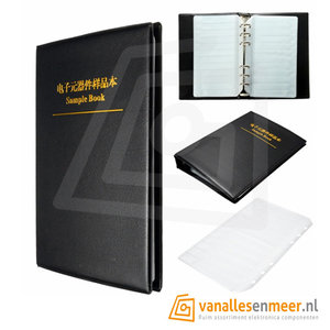 SMD Monster Boek Sample book