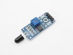 1 kanaals Flame Sensor Module