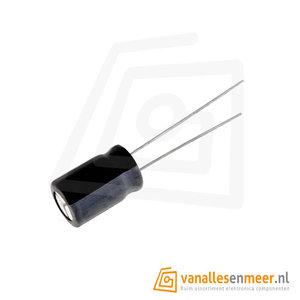 1000uF 6.3V Condensator 8x13