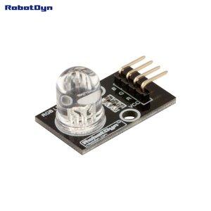 RGB LED module-Diffused LED-RGB 10mm RobotDyn