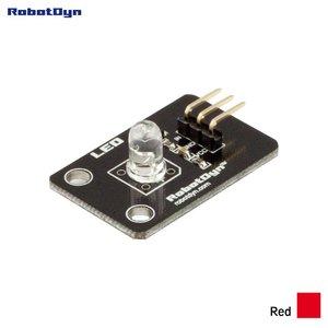 Kleur LED-module Rood RobotDyn