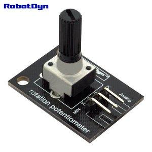 Rotation potentiometer (analog) 10K RobotDyn