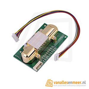 MH-Z14A Koolstofdioxide sensor - 5000ppm