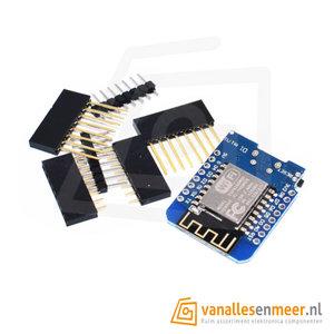 Wemos D1 Mini V2 - ESP8266-12F CH340